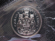 1990 Canadian Prooflike 50 Cent ($0.50) Fifty Cent