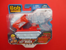 FISHER-PRICE BOB THE BUILDER-SNOW PLOW *ICY MUCK* DIE-CAST VEHICLE 3+