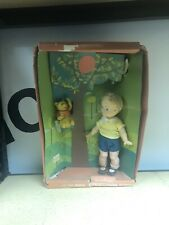 Horsman Christopher Robin Doll Winnie the Pooh Brand New In Box! Disneyland