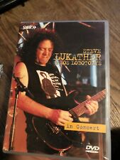 STEVE LUKATHER & LOS LOBOTOMYS DVD Live IN CONCERT 2002  Cult Classic IMPORT