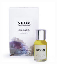 Neom Organics London Real Luxury Daily De-stress Bath and Shower Oil 10ml