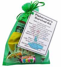 Fisherman's Survival Kit. Fishing Gift, Novelty fishing gift, Fisherman gift