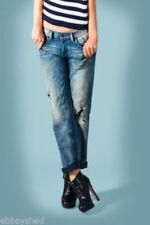 Ladies Diesel Grupee 0800v SKINNY Leg Stretch Jeans Women W28 L32 Size UK 10