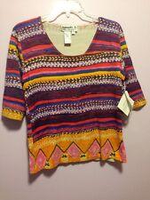 JOSEPH A. qu'est 'ce que silk? Medium M cardigan Summer Sweater Nwt
