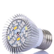 E27 18W LED Grow Light Full Spectrum Lamp Bulbs for Hydroponics Plants Growing