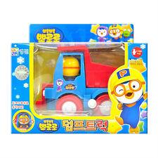 Pororo mini car dump truck / Pororo dump truck toy car (standard & sweety)