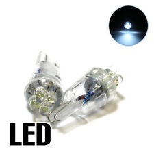 2x Toyota Corolla E12J/E12U 1.8 Xenon White LED Licence Number Plate Light Bulbs