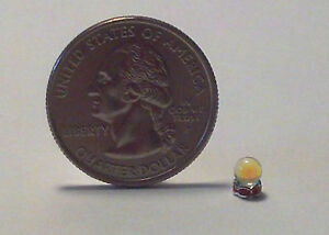 Dollhouse Miniature Halloween Crystal Ball 1:48 1/4 inch scale #3 Quarter H91