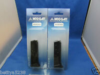 Two Mec Gar Magazine Mag Clip for Walther PPK/S 380 ACP Auto 7 Rd PPKS