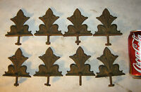 8 ANTIQUE ARCHITECTURAL HARDWARE PLANT FLOWER GARDEN CAST IRON FENCE GATE FINEAL