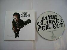 JAMIE CLARKE'S PERFECT - NOBODY IS PERFECT - CD EXCELLENT CONDITION 2002 -POGUES