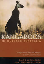 USED (VG) Kangaroos in Outback Australia by Dale R. McCullough