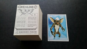 *** Panini Gremlins Stickers ( 1984 ) ***