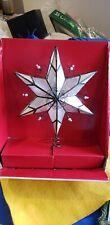 New ListingNew Christmas Tree Topper Capiz Shell Double Sided Star