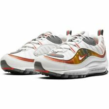 Nike Air Max 98 SE Rust White Vast Grey Orange CD0132-002 NEW
