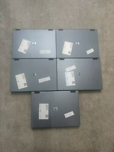 Lot of 5 HP Compaq 6510b 14'' Notebook (Intel Core 2 Duo 2.10GHz 1GB No HDDs