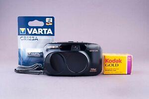 Minolta 70W Riva Zoom Point&Shoot Film Camera