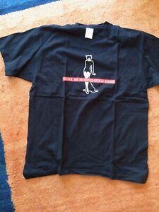 """BAP Original Konzert Fan T-Shirt """"WIEVER, DIE DÄ DÜÜVEL SELWER SCHECK"""""""