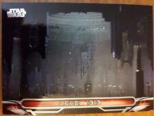 2017 Star Wars Galactic Files Reborn #L-8 Level 1313 Locations NrMint-Mint