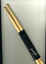 ERIC SINGER/KISS 1990's PROMO/SIGNATURE DRUM STICKS