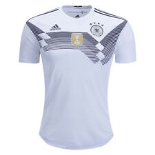 adidas Men's Germany 18/19 Authentic Home Jersey White/Black Br7313