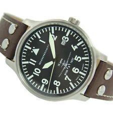 Aristo Herren Messerschmitt Uhr Fliegeruhr ME-42BF109 - 75 Jahre