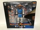"""NEW Storm Collectibles Raiden Action Figure 1/12 Scale Mortal Kombat  7"""" Inch"""