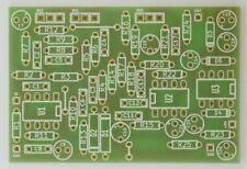 Klon Centaur PCB overdrive for DIY guitar effect pedal