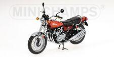 MINICHAMPS 1/12 KAWASAKI Z2 750 RS CANDY BROWN/ORANGE 1972 122164300