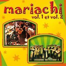 CD Mariachi - volume 1 & 2 / IMPORT
