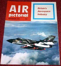 Air Pictorial 1980 September Ramstein,Olympic Airways