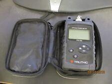 Trilithic Viavi TFS-302 Optical Power Meter [Joff]