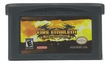 Fire Emblem: The Sacred Stones Game Boy Advance game w/ CASE GBA