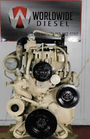 1982 Cummins  Big Cam II Diesel Engine, 300HP,Approx 398K Miles . All Complete