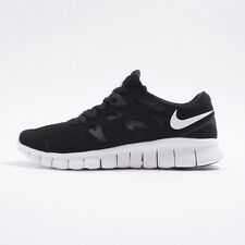 2014 Men's Nike Free Run 2 SP SZ 10 Black White Genealogy Pack OG 677736-010