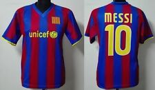 MONDO REPLICA  BARCELLONA  2009 2010 L. MESSI 10  TG. SMALL 1 ^ MAGLIA HOME
