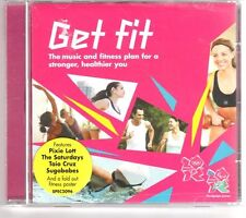 (GM354) Get Fit (The Music And Fitness Plan For A Stronger, Healthier Y- 2011 CD