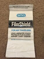 Sima Film Shield Lead Laminated Pouch for Air Travel (protects film)