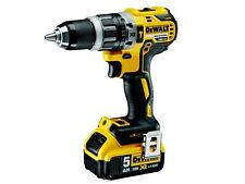 DEWALT DCD796P2-GB 18V Combi Drill Kit - Incl. 2x5Ah Li-Ion Batteries