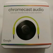 New unopened Chromecast Audio, Wifi media player, Get them while you can