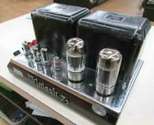 MCINTOSH MC75 Power Amplifier (tube type) Body Only Excellent++ Tested