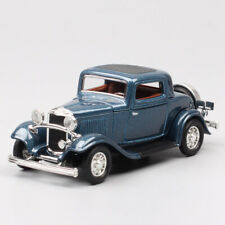 Classic 1 43 Scale 1932 Ford Model B three window Coupe die cast model car toys
