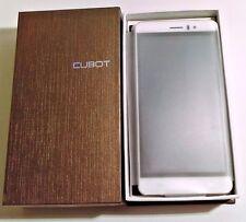 CUBOT Rainbow 16GB 3G 5.0 Android Smart Phone White NOB