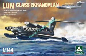 Takom 3002 1/144 LUN-CLASS EKRANOPLAN Model Kit