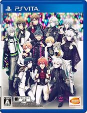 New PS Vita IDOLiSH7 IDOLiSH 7 Twelve Fantasia Japan VLJS-08003 457 From japan