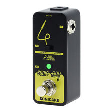 SONICAKE Gitarre Effektpedal Sonic ABY True Byapss AB Box Line Selector