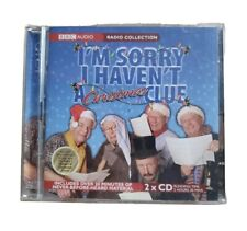 Double CD: I'M SORRY I HAVEN'T A Christmas CLUE - classic BBC Radio 4 comedy