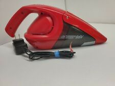 Royal (BD10085) Dirt Devil Gator 9.6V Red Cordless Handheld Vacuum Cleaner Works