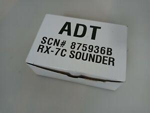 *NEW* ADT RX-7C SOUNDER