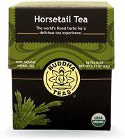 Horsetail Tea by Buddha Teas, 18 tea bag 1 pack